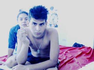 CouplePervers webcam striptease